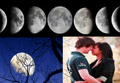 Best Moon Phases for Love Spells - Tantra Spells