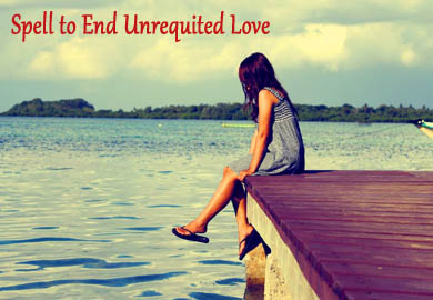 Spell to End Unrequited Love