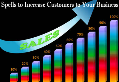 Spells to Increase Customers to Your Business