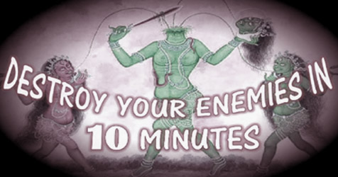 Easy Mantra To Destroy Enemy