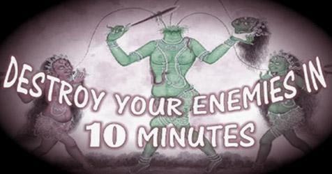 Easy Mantra To Destroy Enemy