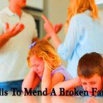 Spells To Mend A Broken Family