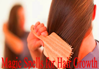 Magic Spells for Hair Growth