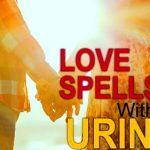 Love Spells Using Urine
