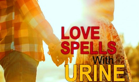 Love Spells Using Urine