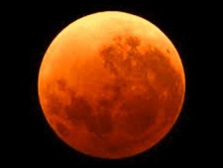 Blood Moon Eclipse Spells